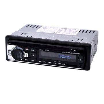 Radio Pour Voiture Avec Port Usb by 12v Voiture Bluetooth St 233 R 233 O Mp3 De Radio Fm Avec Usb Sd