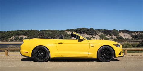 ford convertible 2016 ford mustang gt convertible weekender photos