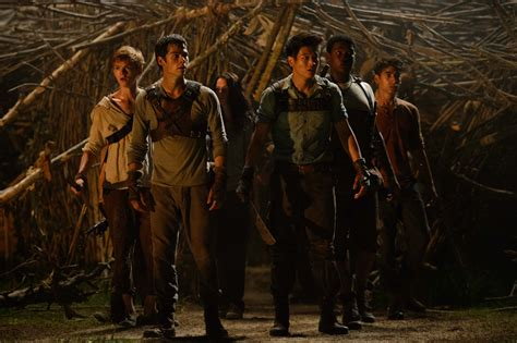 the maze runner film video the maze runner movie images featuring dylan o brien