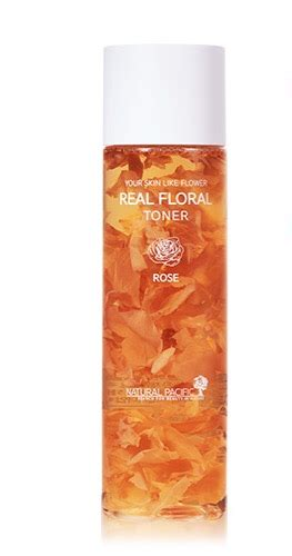 Pacific Real Toner pacific real floral toner kbeauty original
