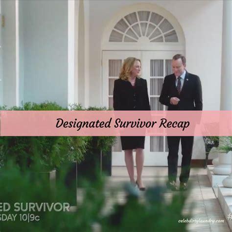 designated survivor recap season 1 designated survivor spring premiere recap 3 8 17 season 1
