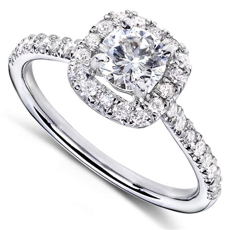 Ehering Mit Diamant by Pave Setting Jewelry Kmart