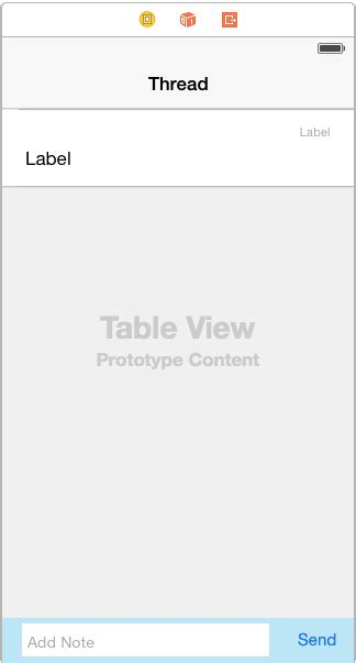 autolayout change height ios unable to change uitableview height constraint when