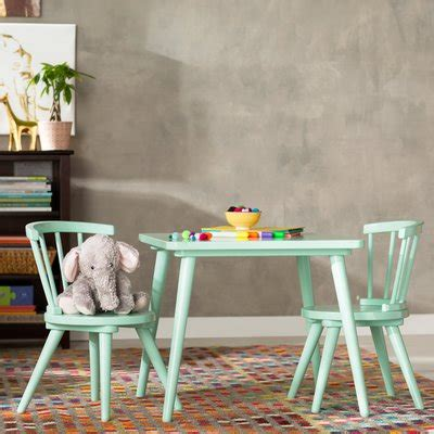 justine 3 table and chair set by delta table and chairs