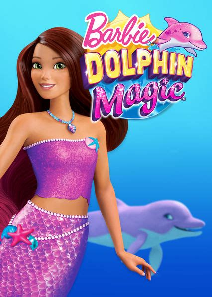 film barbie dolphin magic is barbie dolphin magic available to watch on netflix in