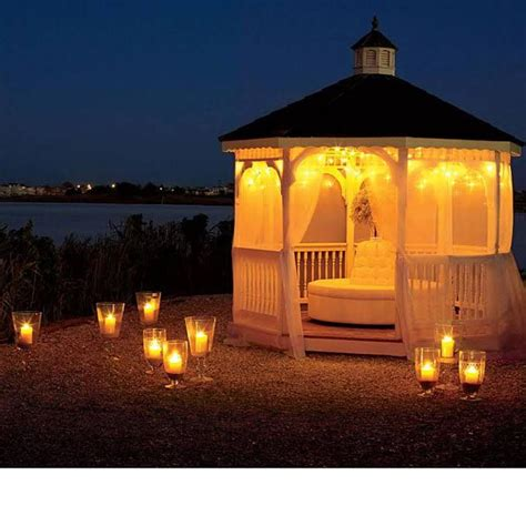 gazebo lights gazebo lighting ideas gazeboss net ideas designs and