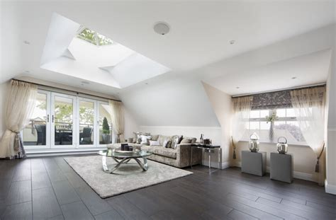30 naturally lit living rooms with skylights pictures