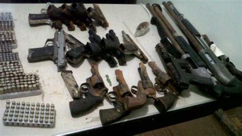 Find In Jamaica Big Ammo Gun Find In Jamaica Caribbean News
