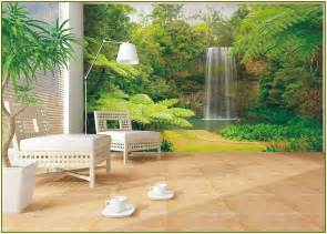 nature wall murals home design ideas beautiful wall mural designs for your bathroom youtube