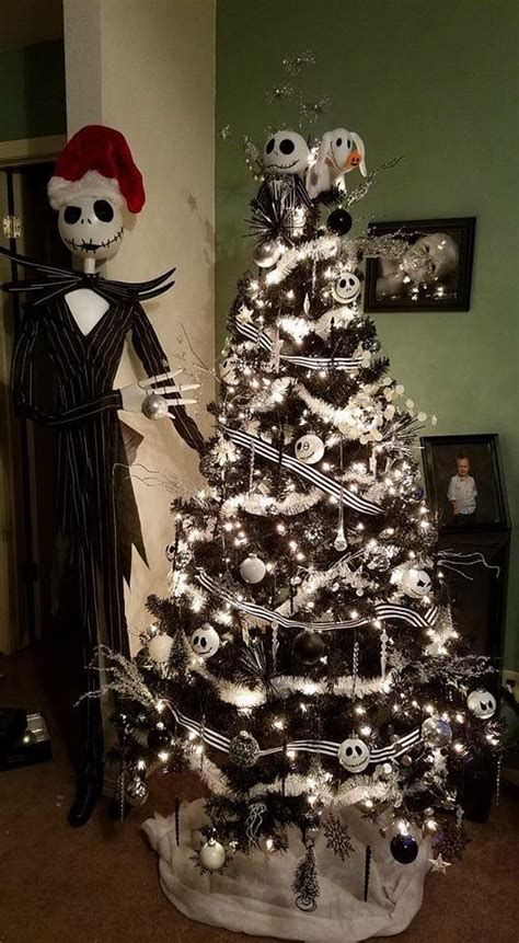 nightmare before xmas tree ideas nightmare before tree idea country times