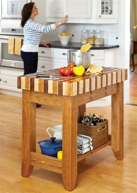 kücheninsel ideen modernes wohnzimmer braun