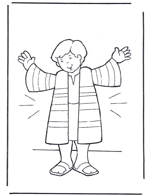 Coloring Pages And Joseph Free Coloring Pages Of Joseph And His Coat Of Many Colors by Coloring Pages And Joseph