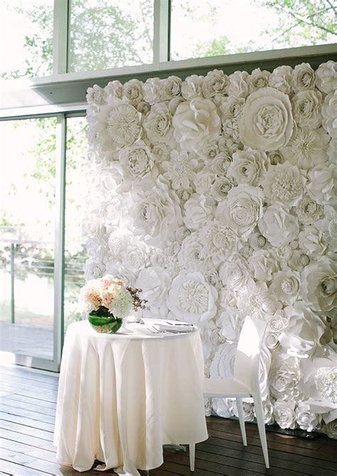 designer wedding dresses bridal gowns flower wall