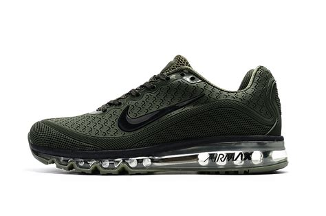 army green sneakers style nike air max 2017 5 kpu army green sneakers
