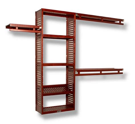 Wood Closet Shelving Systems by Whereibuyit Product Galleries Page 9