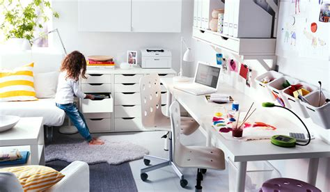 home workspace ikea workspace organization ideas 2011 digsdigs