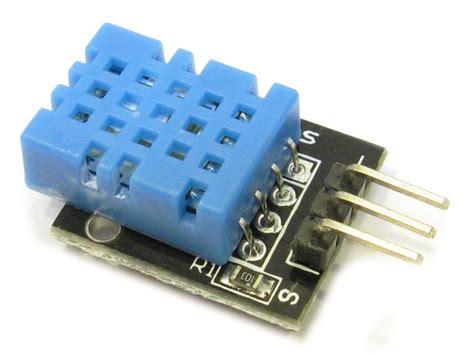 Sensor Kelembaban Dht11 Modul dht11 temperature and humidity sensor module