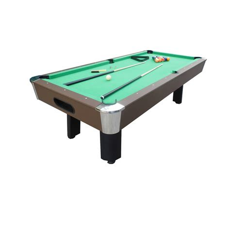 Pictures Of Pool Tables by Sportcraft 7 Ft Arlington Green Billiard Table Sears