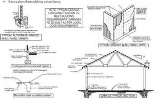 Garage Construction Plans Home Ideas