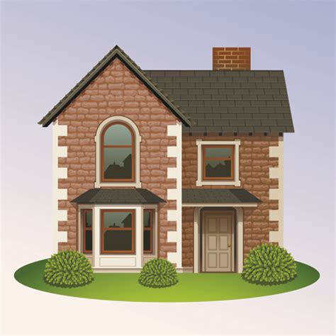 home design vector free download creative of houses design elements vector 04 vector