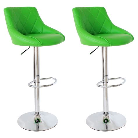 Breakfast Bar Stool Uk by Bar Stools Faux Leather Set Of 2 Kitchen Breakfast Bar Stool Stools Chair U009 Ebay
