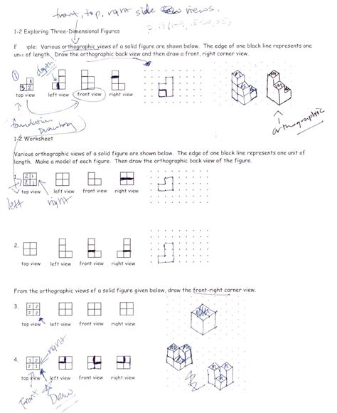 Pearson Math Worksheets by Pearson Education Geometry Worksheet Answers Worksheets