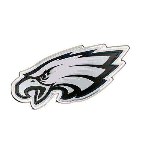 philadelphia eagles colors philadelphia eagles color emblem car or truck decal