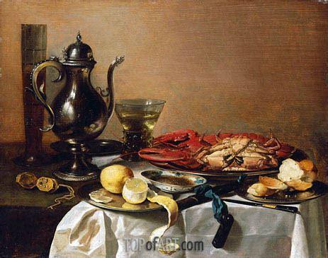 biography of a con artist still life 1643 pieter claesz minneapolis institute of