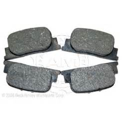 2001 Toyota Camry Brake Pads Toyota Camry Oe Replacement Brake Pad Set Am Autoparts