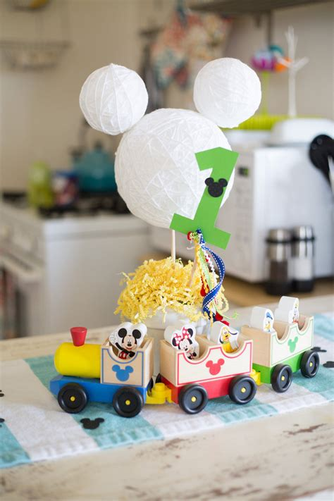 Mickey Mouse Decorations Diy by Kara S Ideas Mickey Mouse Diy Kara S Ideas