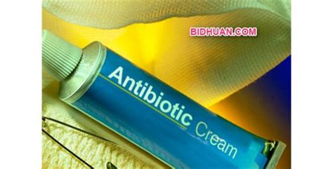 Salep Gentamicin Untuk Luka macam macam salep antibiotik untuk luka yang bagus