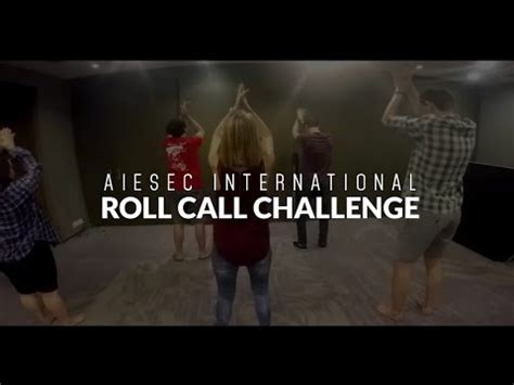 Advertiser Roll Call 2 by Ic Live 2015 Aiesec International Roll Call Challenge