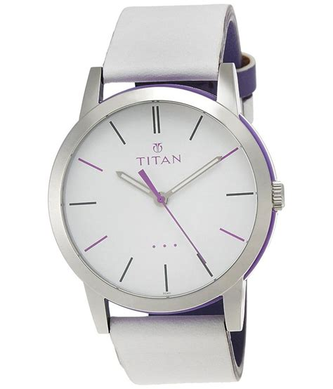 titan 9954kl06j white analog for womens price in