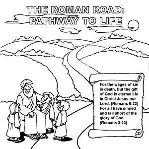 Amazon.com: Christian Gospel Tracts for Kids: Roman Road