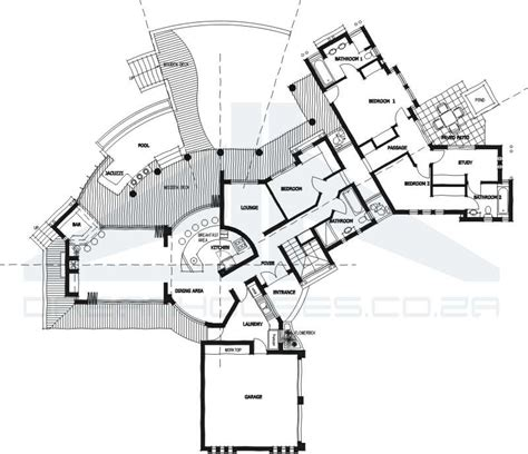 thatch house plans african house plans