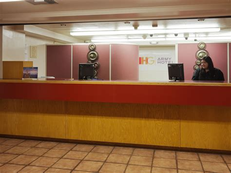 Ihg Help Desk by Ihg Army Hotels Complex Bldgs Green Eco Friendly Hotel