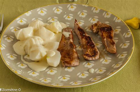 cuisine sauce blanche aiguillettes de canard aux navets et 224 la sauce blanche