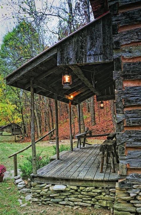 cabin porch cabin porch cabins pinterest cabin cabin porches and porches
