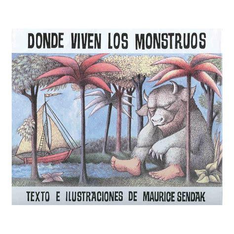donde viven los monstruos 0064434222 donde viven los monstruos kalandraka libros dideco