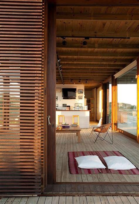 cortinas para terraza persianas de madera para terrazas venecianas de