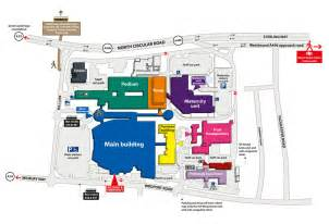 nmuh gt contact us gt map of hospital and area