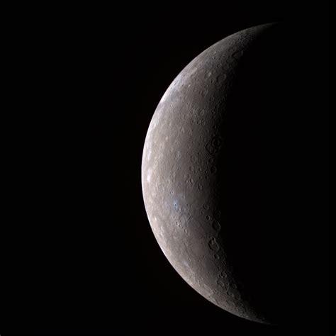 mercury color nasa mercury in color
