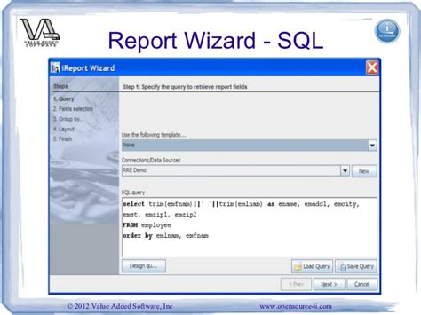 Sql Report Writing by Writing Reports Using Sql Affordable Price Yougottabelieve Info