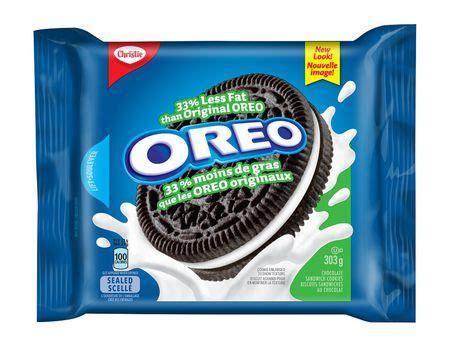 Oreo Selection biscuits moins gras oreo de christie walmart ca