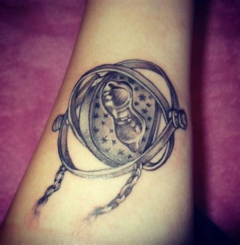 how many tattoos does harry have my own harry potter time turner it overwhelms me