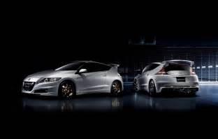 Honda Cr Z Mugen Mugen Aftermarket Parts For Honda Cr Z Hybrid Car Tuning