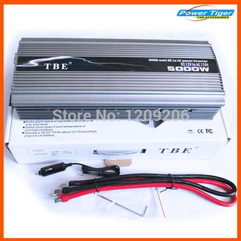Harga Power Inverter Dc To Ac 2000 Watt acquista all ingrosso 5000 watt inverter da