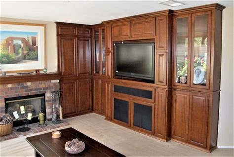 media center armoire custom entertainment centers designed built installed c l designs inc