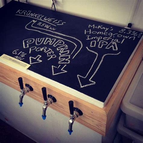 Mount A Chalkboard Or Use Chalkboard Paint On The Lid Of
