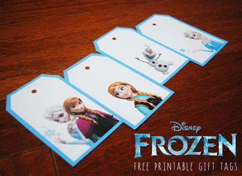 printable olaf tags 152 best birthday party ideas disney frozen images on